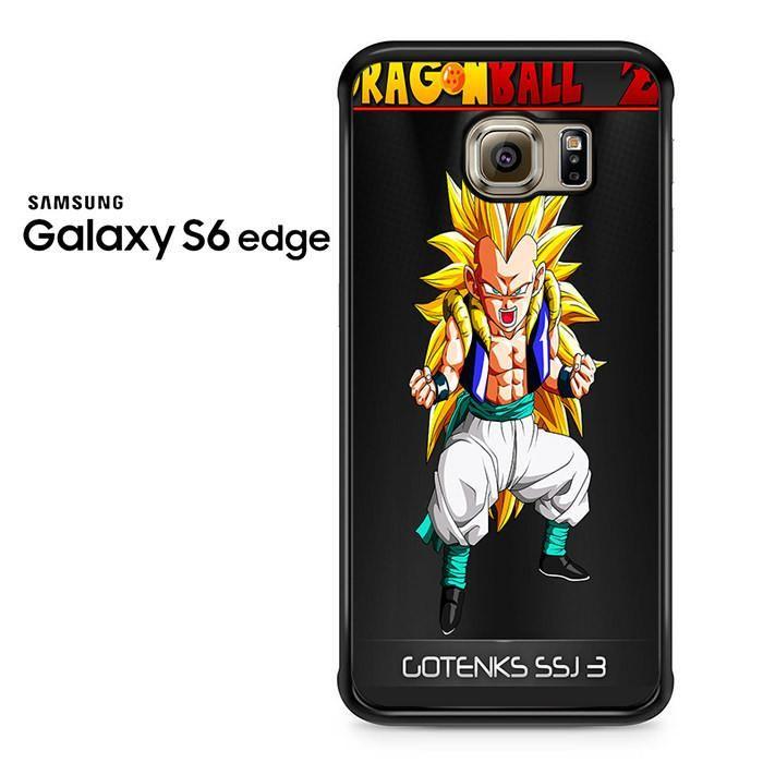Dragon Ball Z Gotenks Ssj-3 Samsung Galaxy S6 Edge Case