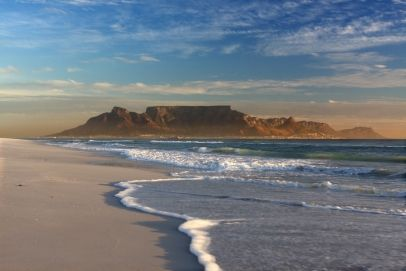 Table Mountain National Park, Cape Town, South Africa.