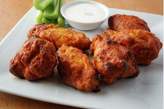 How to Cook Chicken Wings in a Pressure Cooker   eHow