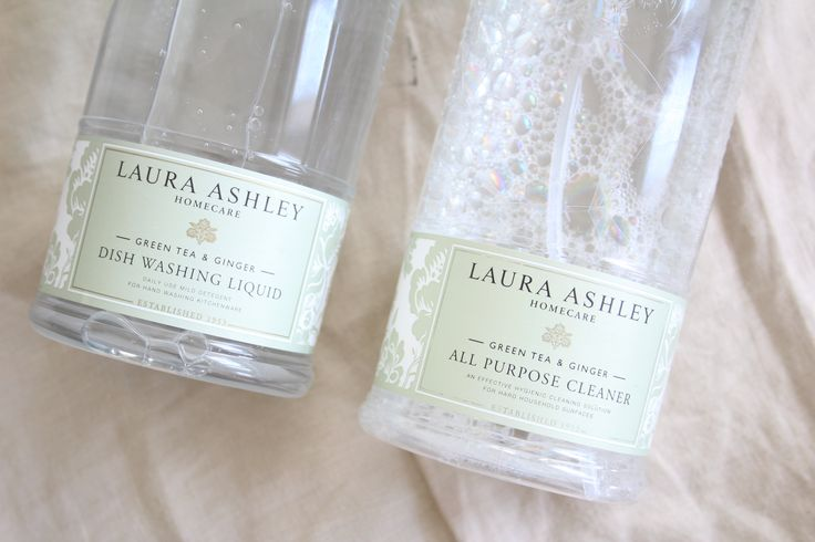 Laura Ashley Cleaning Supplies