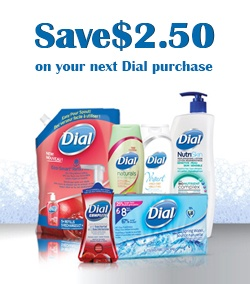 Save $2.50 on Dial Products  http://womenfreebies.ca/toiletries/save-2-50-on-dial-products/