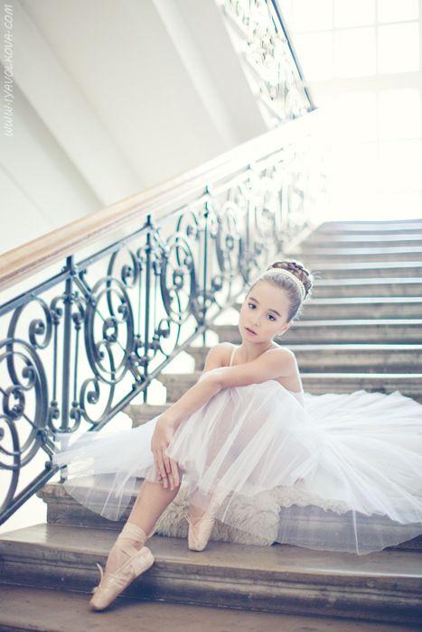 вдохновение балетом