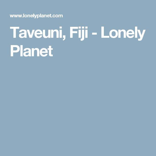 Taveuni, Fiji - Lonely Planet