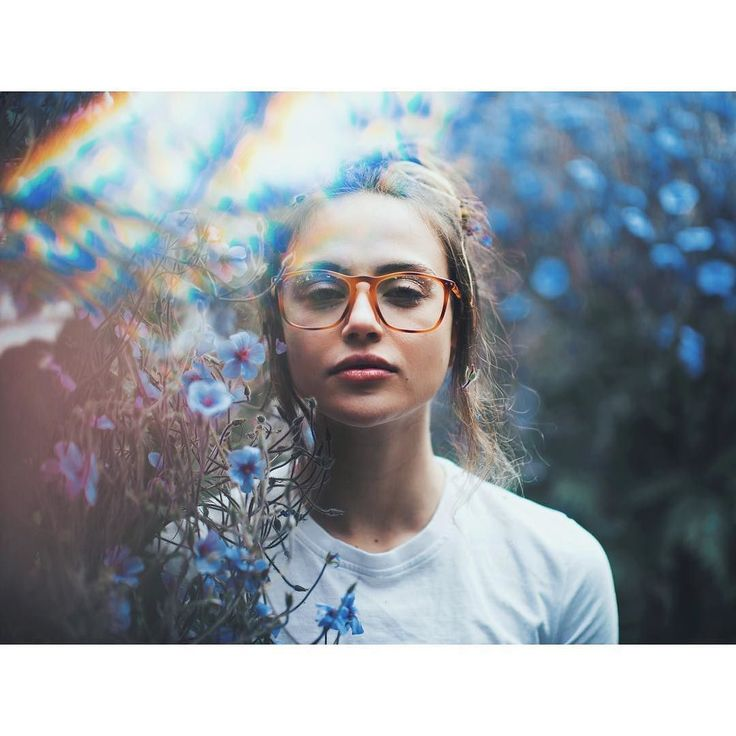 Blinded by the light in your eyes by brandonwoelfel