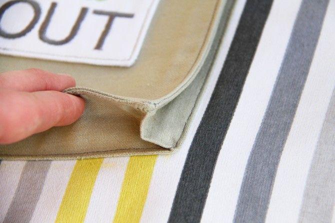 Bag - pocket idea for Drew: Ideas, Mail Organizer Wall, Pocket Idea, Gifts, Fabrics, Organizers, Drew, Bags, Misc
