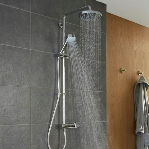 Mira Agile ERD thermostatic mixer shower | VictoriaPlum.com
