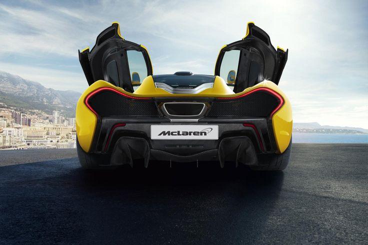 Search Used McLaren P1 | Official McLaren Automotive Ultimate Series Dealer