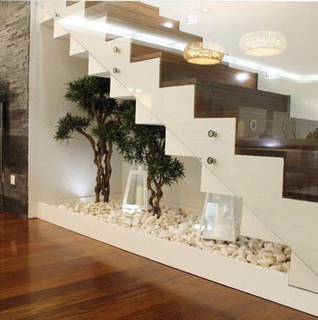Escada decoração