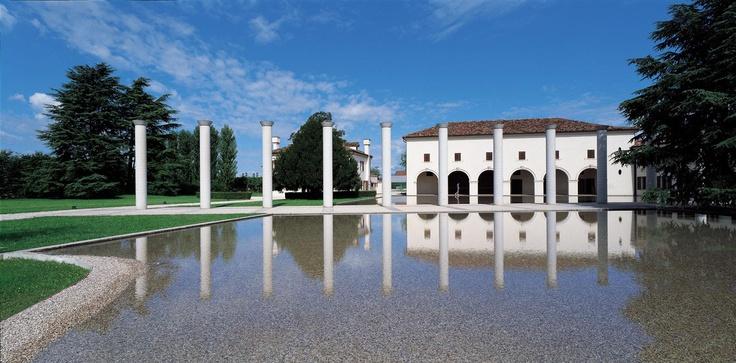 Fabrica (Benetton Group) by Tadao Ando