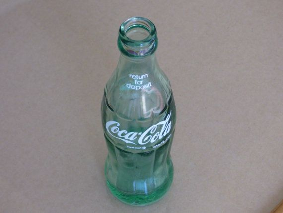 Sold...1983 Coke Bottle  Andalusia Alabama  Clean by ChicAvantGarde