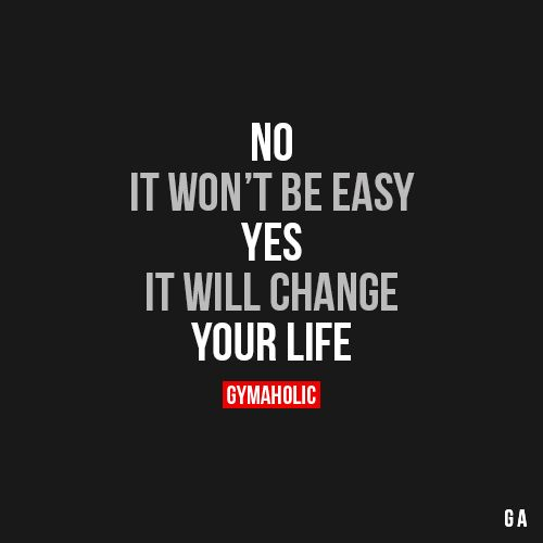 YES IT WILL CHANGE YOUR LIFE SO NEVER GIVE UP