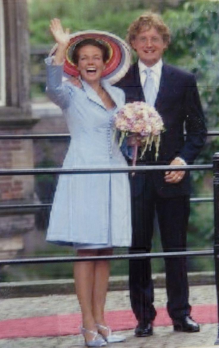Burgerlijk huwelijk Bernhard en Annette