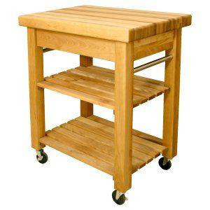 Portable Kitchen Islands and Carts on Hayneedle- Kitchen Island on Wheels