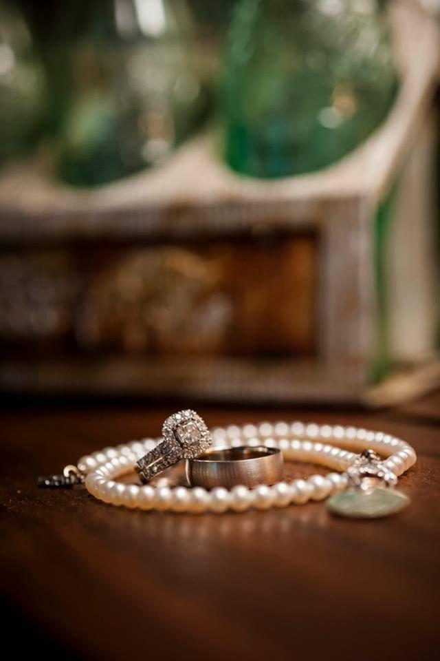 Wedding- looks like Sarah's ring
