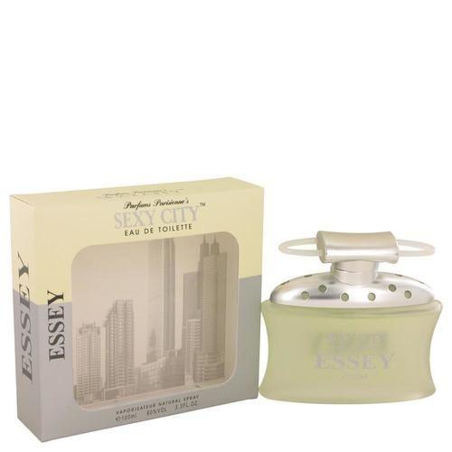 Sexy City Essey by Parfums Parisienne Eau De Toilette Spray 3.3 oz