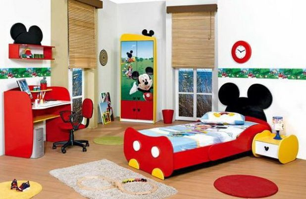 Contemporary Bedrooms for Kids