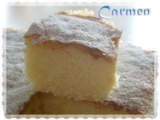 Caprichos sin gluten: Bizcocho de leche condensada