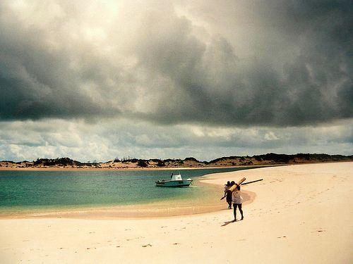 PANSY ISLAND, BAZARUTO, MOZAMBIQUE