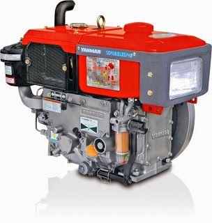 sumber tenaga atau mesin penggerak yang digunakan untuk mesin pencacah rumput ini bisa berasal dari mesin diesel , motor listrik atau juga berasal dari mesin bensin.