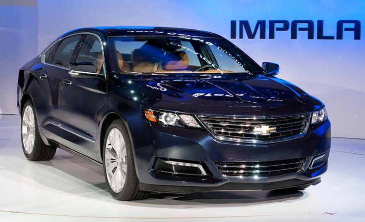 2014 Impala 2014 Impala Spy Photos – TopIsMag