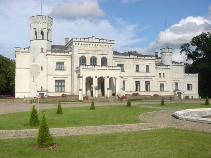 Pałac w Będlewie Będlewo