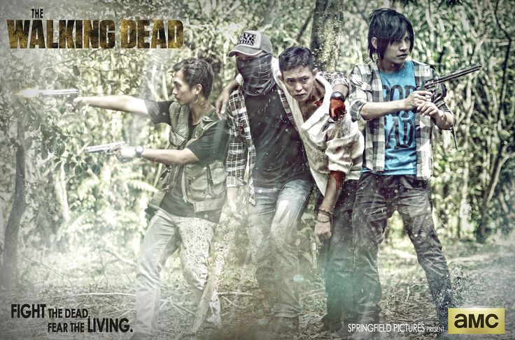 The Walking Dead (Cosplay Cover) by springfieldpictures.deviantart.com on @DeviantArt