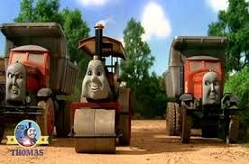 max and monty thomas the tank engine - Google Search