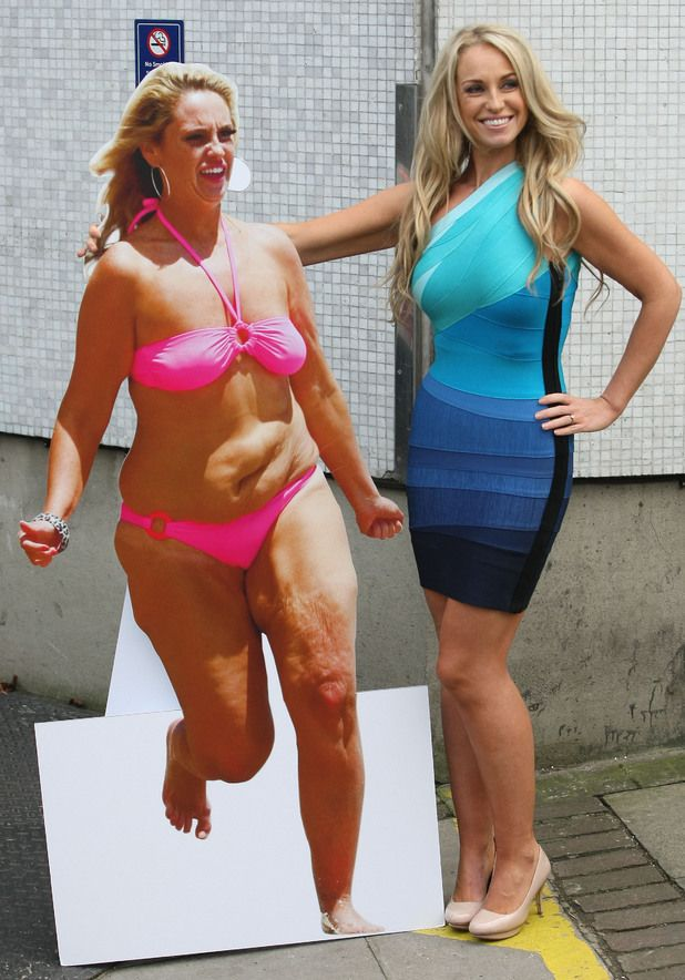 Showbiz: Extreme celebrity weight loss/gain gallery ...