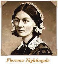 Florence Nightingale, OM, RRC (Florencia, Gran Ducado de Toscana, 12 de mayo de 1820-Londres, 13 de agosto de 1910), fue una enfermera, escritora y estadística británica, considerada precursora de la enfermería profesional moderna y creadora del primer modelo conceptual de enfermería.