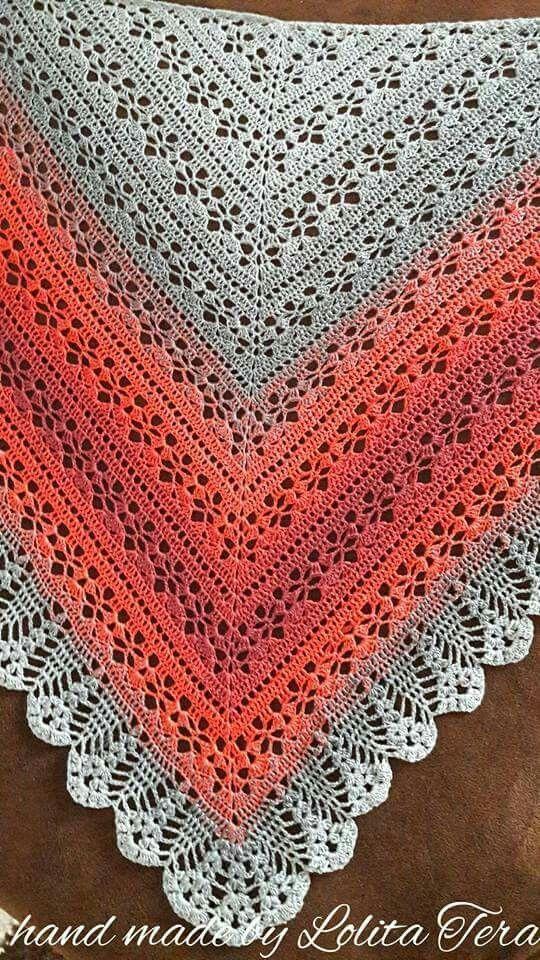 Pretty Shawl Patterns