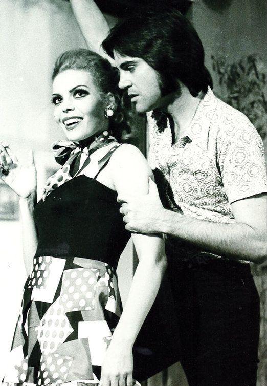 'El bastardo' Jorge Palacios y Bárbara Teyde