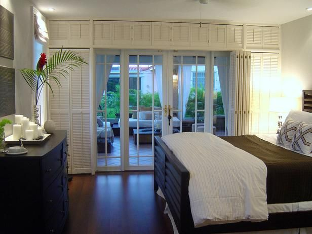 Simple Bedroom Getaway. Find your favorite romantic retreat --> http://www.hgtv.com/bedrooms/stylish-sexy-bedrooms/pictures/page-20.html?soc=pinterest
