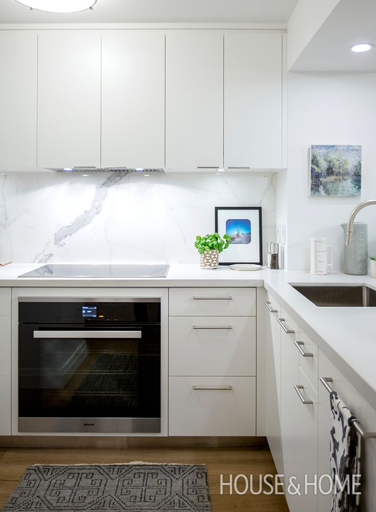 Space Saving Solutions For Small Condo Kitchens Part 32