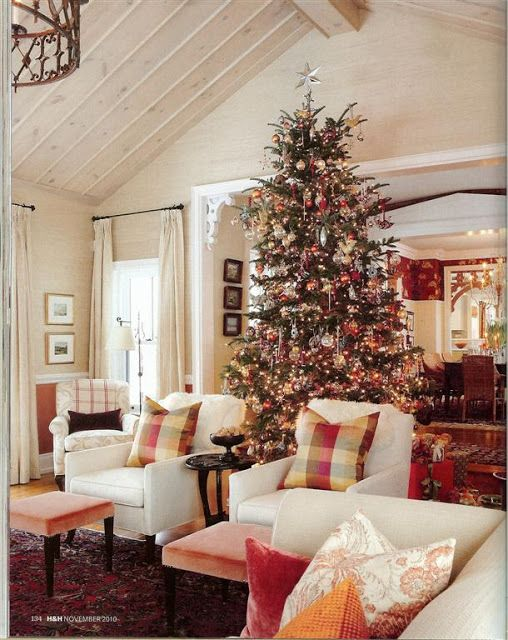 193 best Christmas trees images on Pinterest | Merry christmas ...