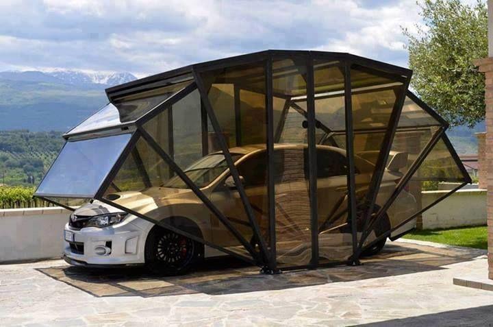 Pin by Ari R. on Future | Portable garage, Architecture ...