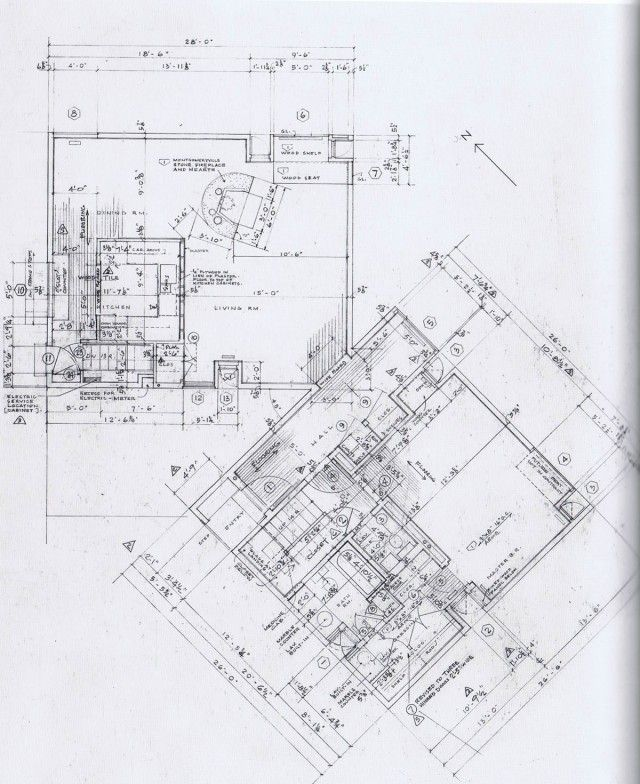 Louis Kahn > Fisher House   HIC Arquitectura
