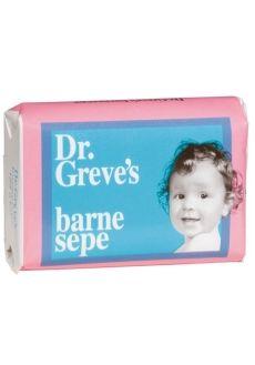 Dr. Greve Barnesåpe 125gr