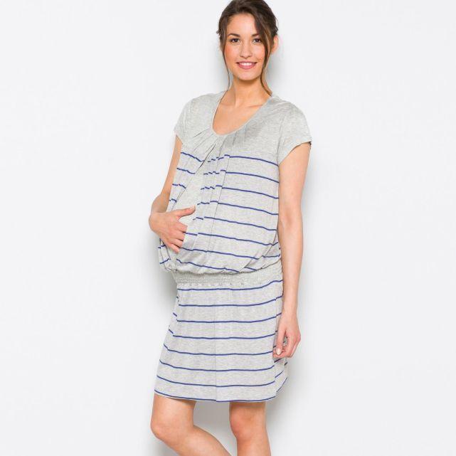 Chemise de nuit grossesse et allaitement, Cocoon