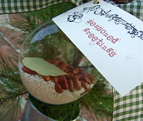 Louisiana Red Beans & Rice Ornament. $8.00, via Etsy. | Cajun Christmas |  Pinterest | Ornaments, Christmas and Christmas Ornaments - Louisiana Red Beans & Rice Ornament. $8.00, Via Etsy. Cajun