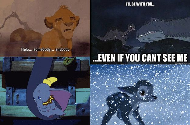 The saddest moments of your childhood: | 35 Pictures That Will Give You Intense Flashbacks To Your Childhood