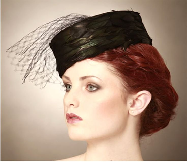 Luxury Winter Hats Design for Women Gifts of The Lorelei by Judy Bentinck