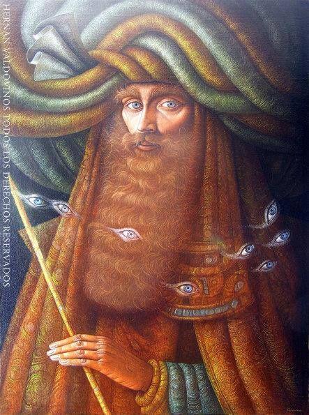 illustrazione di Hernan Valdovinos