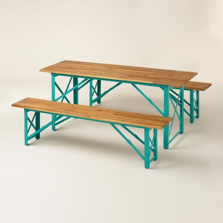 World Market Picnic Table