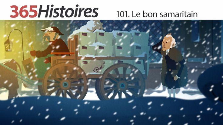 101. Le bon samaritain ! Pasteur Oberlin.