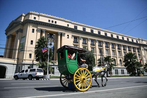 SLIDESHOW: A Manila day | ABS-CBN News