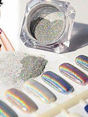 1+Neglekunst+Dekoration+Rhinsten+Perler+Makeup+Kosmetik+Neglekunst+Design+–+DKK+kr.+408
