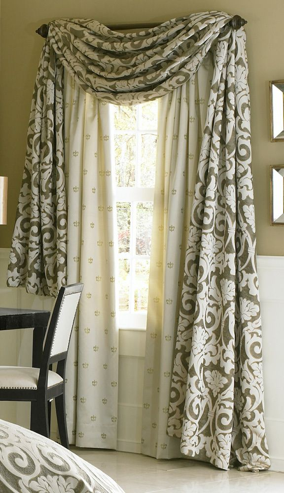 Pin By Gwen On Bedroom Decor In 2019 Scarf Valance