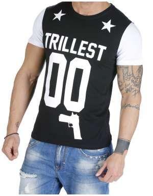 ΑΝΔΡΙΚΑ ΡΟΥΧΑ :: ΜΠΛΟΥΖΑΚΙΑ :: T-shirts Black & White