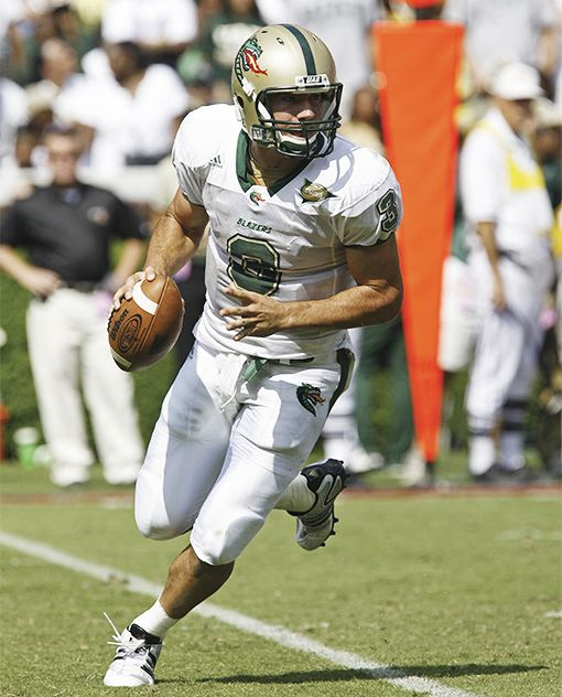 Sam Hunt University of Alabama-Birmingham quarterback