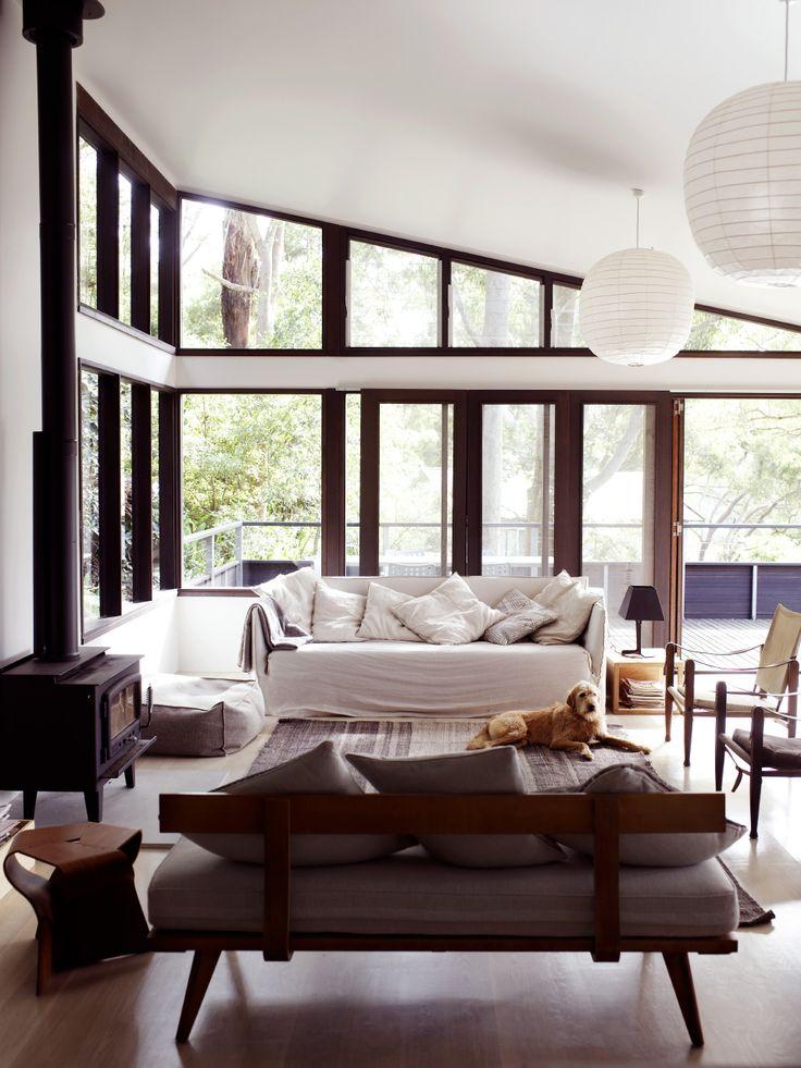 A Modernist Vacation Retreat in Australia, Rental Edition: Remodelista